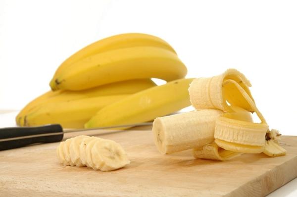 gesünder abnehmen bananen