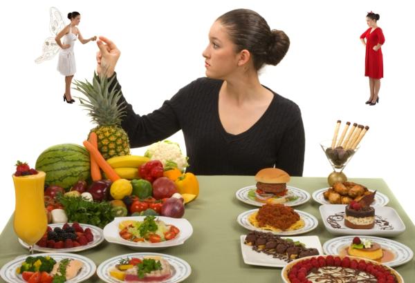 gesünder abnehmen gesund essen