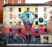 Graffiti Kunst – überwältigende Street Art aus der ganzen Welt
