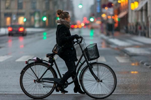 hauptstädte europa kopenhagen fahrrad fahren