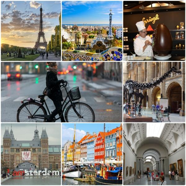 hauptstädte europa reisen und urlaub