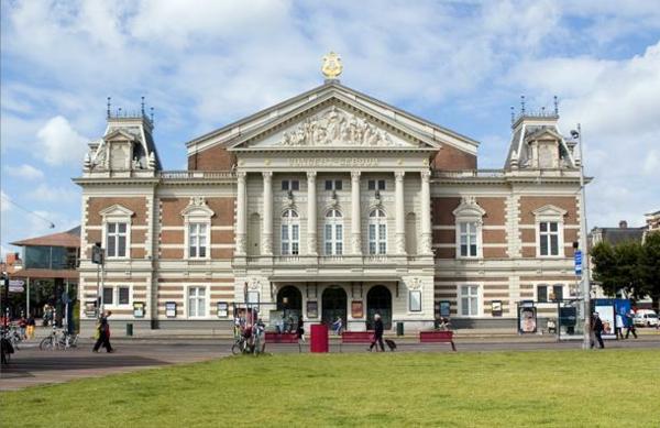 hauptstädte europa urlaub in amsterdam concertgebouw