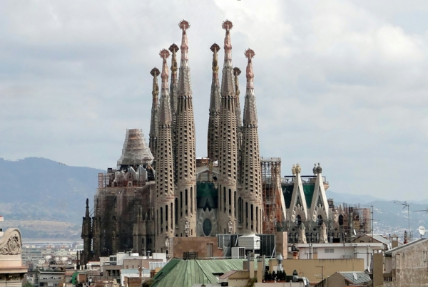 hauptstädte europa urlaub in barcelona kathedrale