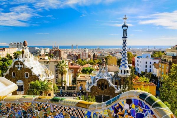 hauptstädte europa urlaub in barcelona