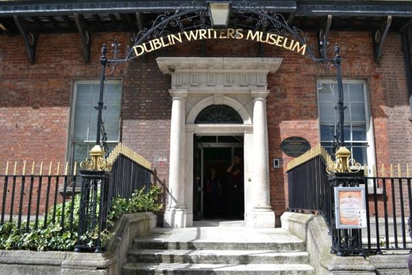 hauptstädte europa urlaub in dublin museum der schriftsteller