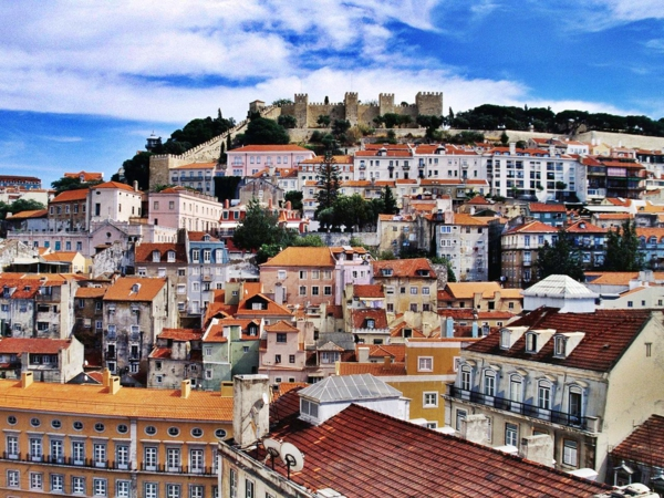 hauptstädte europa urlaub in lissabon