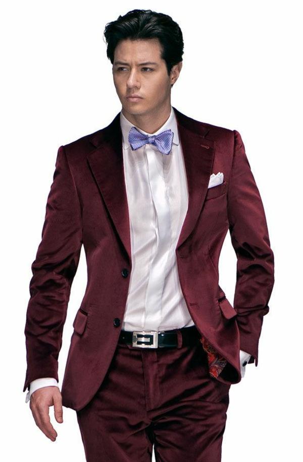 hochzeitsanzug herren hochzeitsmode herren farbiger anzug bräutigam