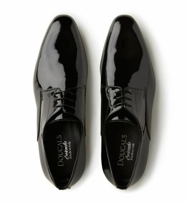 hochzeitsanzug herren schuhe schwarz lack anzüge bräutigam