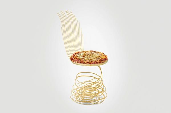 hoher absatz spaghetti stuhl