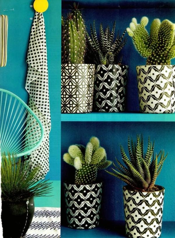 innendesign ideen farben 2015 grün blau