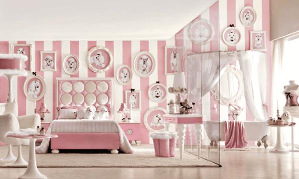 jugendzimmermöbel tolle wandgestaltung raumtrenner