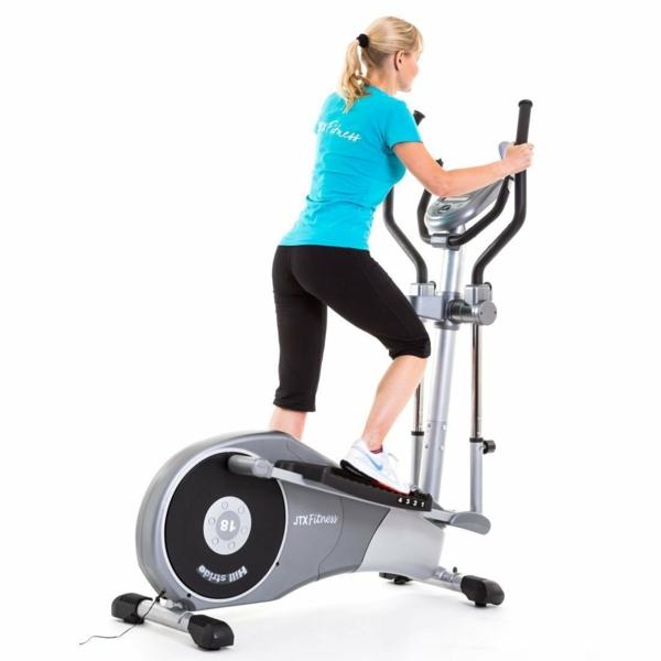 kalorienverbrauch crosstrainer sport treiben