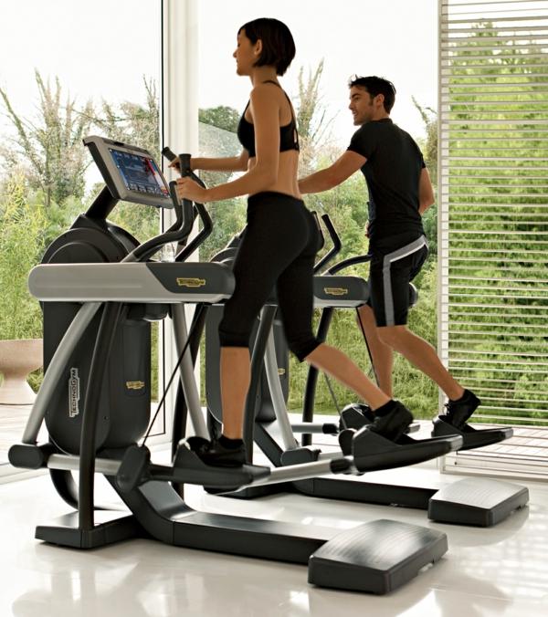 kalorienverbrauch crosstrainer zu zweit zu hause