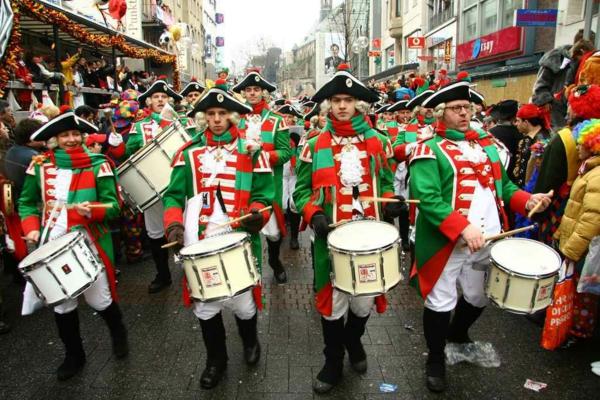 karnevalumzug Karneval Braunschweig rosenmontag 2013