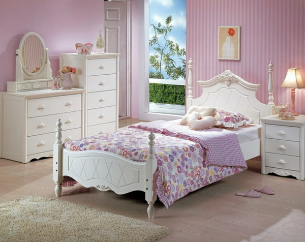 kinderbett f r m dchen sch n funktinal oder modern soll es sein. Black Bedroom Furniture Sets. Home Design Ideas