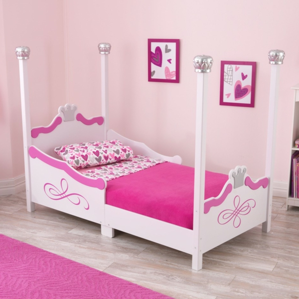 kinderbett f r m dchen sch n funktinal oder modern soll. Black Bedroom Furniture Sets. Home Design Ideas