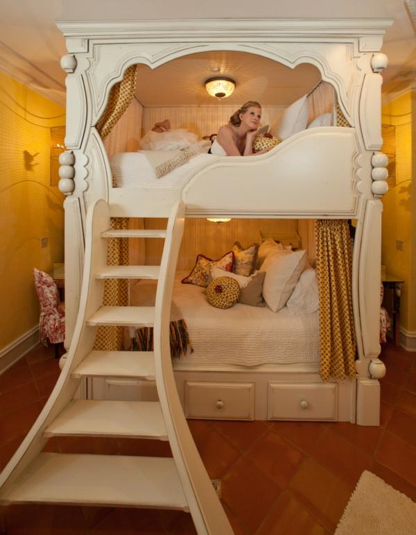 Kinderbett für Mädchen - Schön, funktinal oder modern soll ...