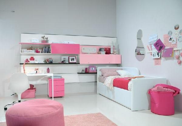 m dchen kinderzimmer zeitgen ssische zauberhafte zimmerausstattungen. Black Bedroom Furniture Sets. Home Design Ideas