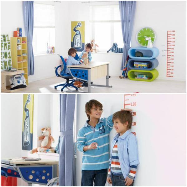 kinderzimmer möbel einrichtungsideen ergonomische kindermöbel