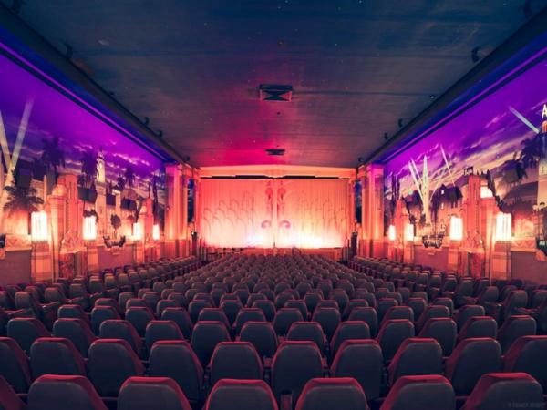 filmtheater weltweit filmtheater wanddekoration
