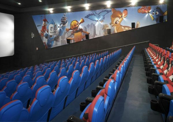 filmtheater weltweit modern kunst  kinder freude