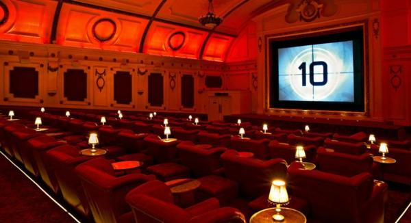 kinos weltweit modern kunst  rund couchtische tischlampen