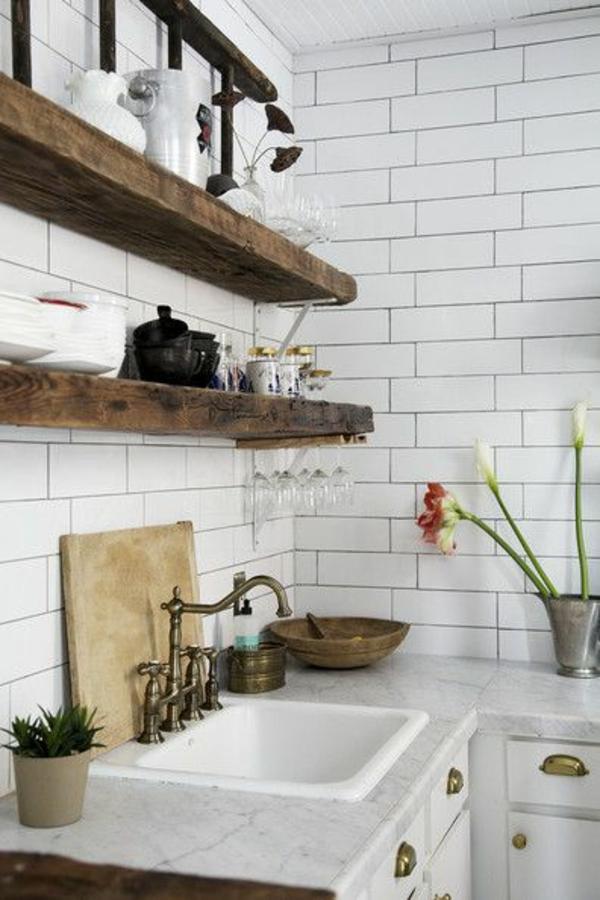 Nett Beste Fliese Layout Für Kleine Küche Bilder - Küchenschrank ...