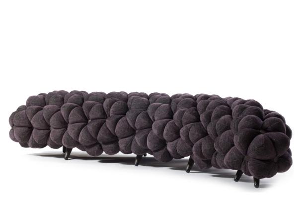 kleines sofa die couch anana von aqua creations. Black Bedroom Furniture Sets. Home Design Ideas