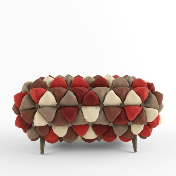 Kleines Sofa - die Couch Anana von Aqua Creations