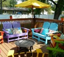 Lackfarben für Holz – alte Möbel lackieren