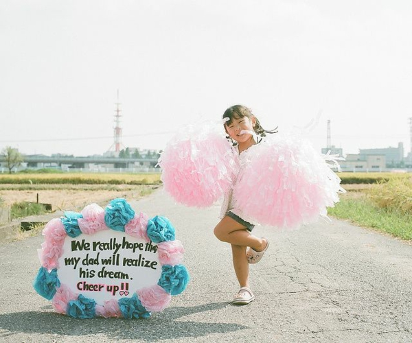 lustige kinderbilder kinderfotos Nagano Toyokazu
