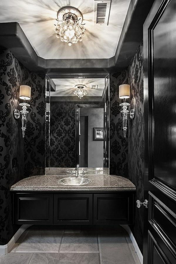 Luxus Badezimmer Grau ~ Raum Haus Mit Interessanten Ideen, Wohnzimmer Design