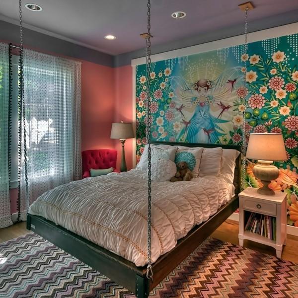 Cooles Kinderzimmer | Madchen Kinderzimmer 33 Zeitgenossische Zauberhafte Innendesigns