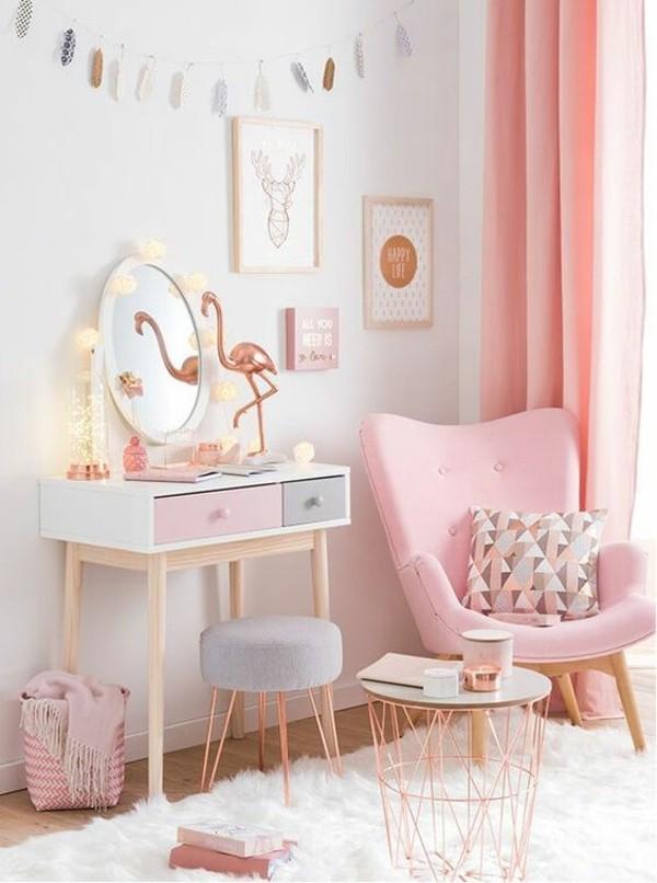 m dchen kinderzimmer 33 zeitgen ssische zauberhafte innendesigns f r m dchen. Black Bedroom Furniture Sets. Home Design Ideas