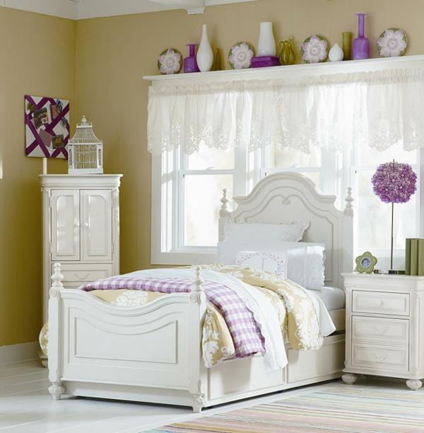 kinderbett f r m dchen sch n funktional oder modern soll. Black Bedroom Furniture Sets. Home Design Ideas