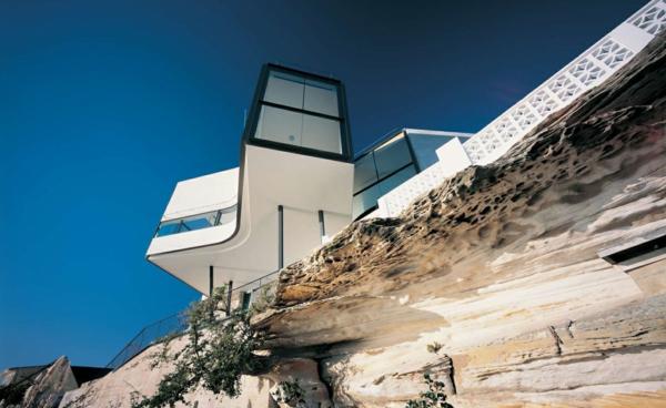 Maritimes wohnen moderner luxus mit meeresblick for Architektur wohnen