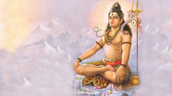 meditation lernen shiva sitzen