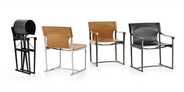 mirto stühle Möbel italienischer Stil Antonio Citterio