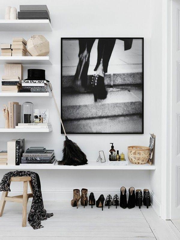 modern hausfrau gemütliches zuhause ankleidezimmer
