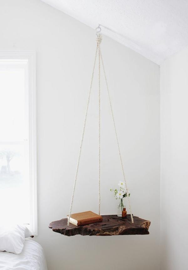 moderne hausfrau zuhause nachhaltiges design naturmaterialien
