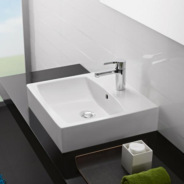 Moderne Waschbecken Lassen Das Badezimmer Zeitgen 246 Ssischer