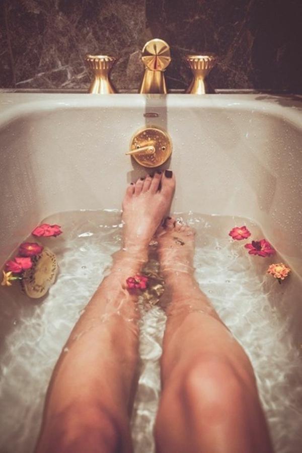 momente des glücks badewanne