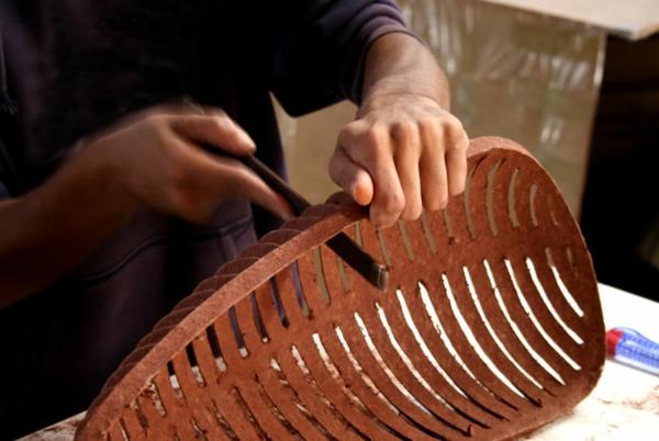 umweltfreundliches design aus papier umweltfreundliche möbel