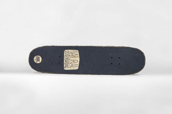 nachhaltiges design christophe guinet natural skateboarding naturholz