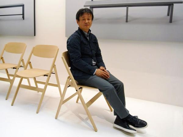 naoto fukasawa stühle bb italia holz
