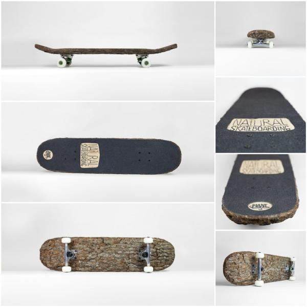 natural skateboarding projekt naturholz