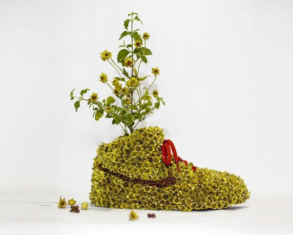 nike sneakers aus pflanzen christophe guinet wood projekt
