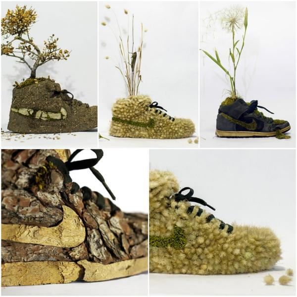 nike sneakers aus pflanzen christophe guinet