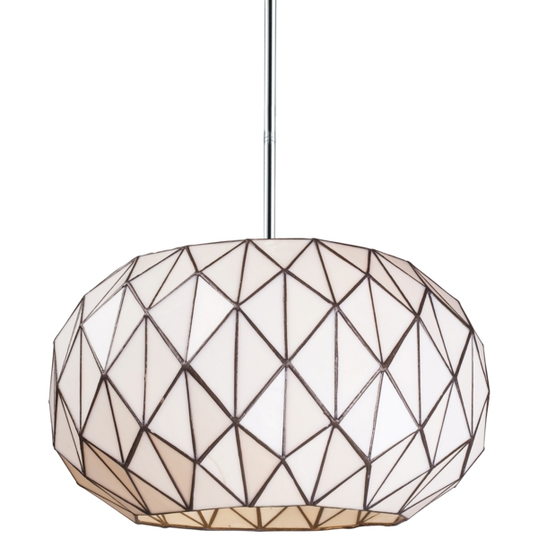 hängeleuchte großer lampenschirm moderm schöne textur