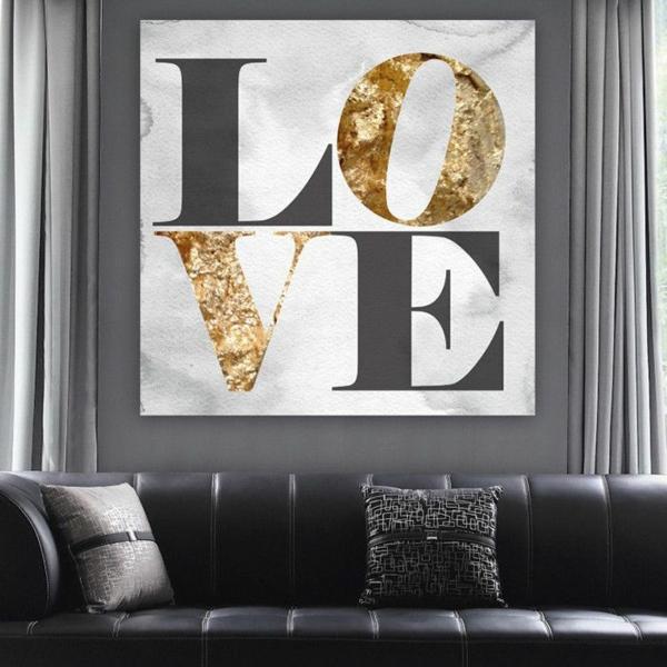 pop art merkmale im innendesign einrichtungsideen im 60er jahre stil. Black Bedroom Furniture Sets. Home Design Ideas
